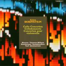 Anton Rubinstein (1829-1894): Cellokonzerte op.65 & op.96, CD