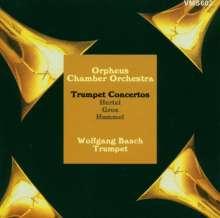 Wolfgang Basch spielt Trompetenkonzerte, CD