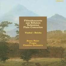Bruno Meier spielt böhmische Flötenkonzerte, CD