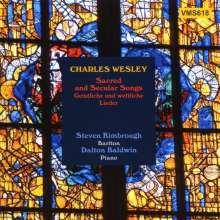 Charles Wesley (1707-1788): Geistliche Lieder, CD