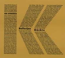 KK-Strings: Bullerjan Nächte, CD