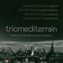 Trio Mediterrain - Musica contemporanea portuguesa, CD