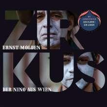 Ernst Molden & Der Nino aus Wien: Zirkus (180g), 1 LP und 1 CD
