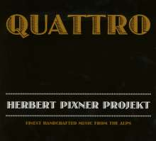 Herbert Pixner: Quattro, CD