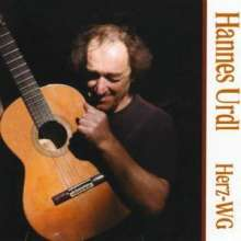 Hannes Urdl: Herz-Wg, CD