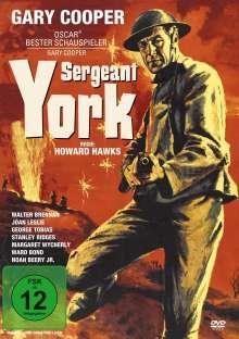 Sergeant York, DVD