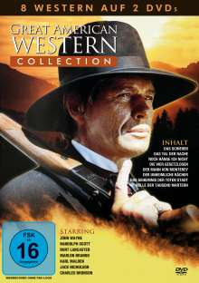 Great American Western Collection  [2 DVDs], 2 DVDs