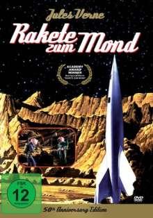 Rakete zum Mond, DVD