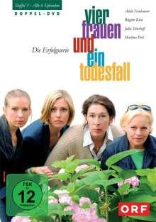 Vier Frauen und ein Todesfall Staffel 3, 2 DVDs