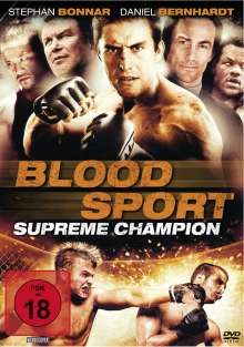Bloodsport - Surpreme Champion, DVD