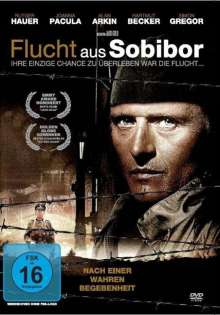 Flucht aus Sobibor, DVD