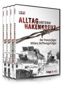 Alltag unterm Hakenkreuz DVD 1-4, 4 DVDs