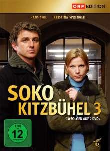 SOKO Kitzbühel Box 3, 2 DVDs