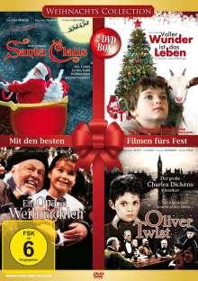 Weihnachtscollection - Mit den schönsten Filmen fürs Fest, 2 DVDs