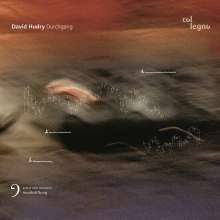 "David Hudry (geb. 1978): Kammermusik ""Durchgang"", CD"