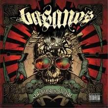 Basanos: Cracking The Sledge, CD
