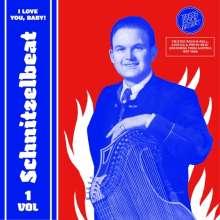Schnitzelbeat Vol.1: I Love You Baby!, CD