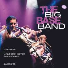 The Big Base Band & Jazz Orchester Steiermark: The Big Base Band: Live @ GMD, CD