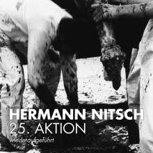 Hermann Nitsch (geb. 1938): Orgien Mysterien Theater - 25. Aktion, LP