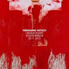 Hermann Nitsch (geb. 1938): Orgelkonzert, CD
