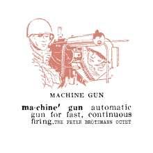 Peter Brötzmann (geb. 1941): Machine Gun, LP