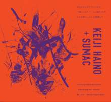 """Keiji Haino & SUMAC: Even For Just The Briefest Moment / Keep Charging This """"Expiation"""" / Plug In To Making It Slightly Better, 2 LPs"""