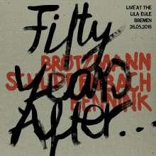Peter Brötzmann, Alexander von Schlippenbach & Han Bennink: Fifty Years After...Live At Lila Eule 2018, CD