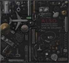 ALSO: Live In Celovek, CD