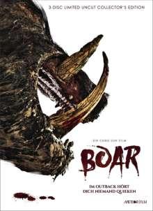 Boar (Blu-ray & DVD im Mediabook), Blu-ray Disc