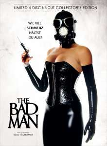 The Bad Man (Blu-ray & DVD im Mediabook inkl. Soundtrack-CD), 4 Blu-ray Discs
