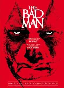 The Bad Man (Blu-ray & DVD im Mediabook inkl. Soundtrack-CD), Blu-ray Disc