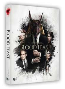 Blood Feast (Blu-ray & DVD im wattierten Mediabook), 2 Blu-ray Discs, 1 DVD und 1 CD