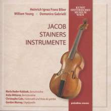 Heinrich Ignaz Biber (1644-1704): Harmonia artificiosa-ariosa (Partita 6), CD