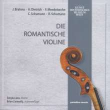Sergiu Luca - Die Romantische Violine, CD