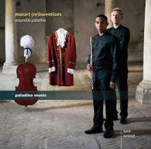 Ensemble Paladino - Mozart (re)inventions, CD