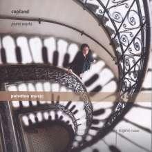 Aaron Copland (1900-1990): Klavierwerke, CD