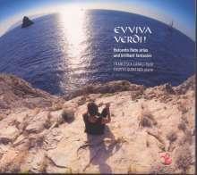"Francesca Canali & Fausto Quintaba - Eviva Verdi"", CD"