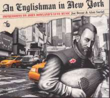 Joe Brent & Alon Sariel - An Englishman in New York, CD