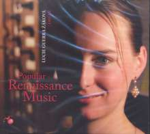 Lucie Guerra Zakova - Popular Renaissance Music, CD