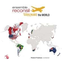 Ensemble Reconsil - Exploring the World, 14 CDs