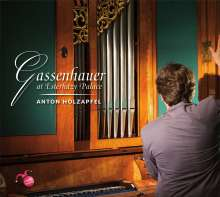 Anton Holzapfel - Gassenhauer at Esterhazy Palace, CD