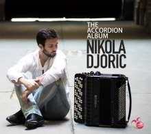 Nikola Djoric - The Accordion Album, CD