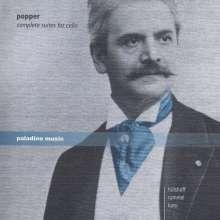 David Popper (1843-1913): Sämtliche Suiten für Cello, 2 CDs