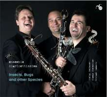 Ensemble Clarinettissimo - Insects, Bugs and other Species, CD