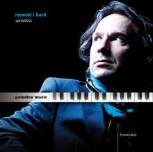 Christopher Hinterhuber - Rzewski/Bach, CD