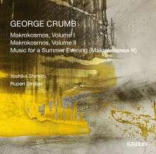 George Crumb (geb. 1929): Makrokosmos I & II, 2 CDs
