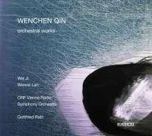 Wenchen Qin (geb. 1966): Orchesterwerke, CD