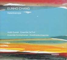 "Eunho Chang (geb. 1983): Kammermusik ""Kaleidoscope"", CD"