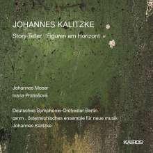 Johannes Kalitzke (geb. 1959): Story Teller für Cello & Orchester, CD