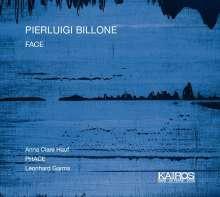 Pierluigi Billone (geb. 1960): Face für Stimme & Ensemble, CD
